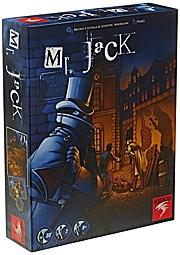 Mr. Jack Detektivspiel für 2 Personen