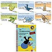 Lies mal! Hefte 1,2,3,4,5,6 und Im Straßenverkehr