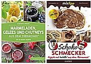Marmeladen, Gelees und Chutneys aus dem Thermomix®, mixtipp Schoko-Schmecker: nutella-Rezepte mit dem Thermomix