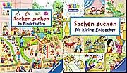Sachen suchen - Im Kindergarten, für kleine Entdecker