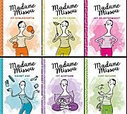 Madame Missou: schlagfertig, gute Laune, selbstbewusst, räumt auf, achtsam, gesund