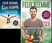 Felix Klemme Bündel: Natürlich essen + bin raus