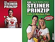 Das Steiner Prinzip - Beide Bücher