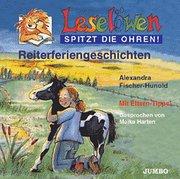 Leselöwen Reiterferiengeschichten. Cassette