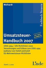 Umsatzsteuer-Handbuch 2007 (f. Österreich)