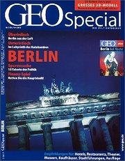 GEO Special 5/2002: Berlin