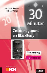 30 Minuten für Zeitmanagement mit BlackBerry