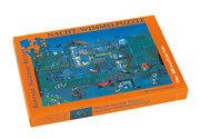 Nacht-Wimmel-Puzzle: 104 Teile, Motivformat 48 x 32 cm
