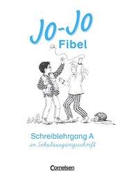 Jo-Jo Fibel - Vergriffene Ausgabe: Jo-Jo Fibel, Schreiblehrgang, Ausgabe A, neue Rechtschreibung, Schulausgangsschrift