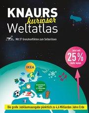 Knaurs kurioser Weltatlas: Für deutsche Urlauber: Mallorca-Karte in Lautschrift