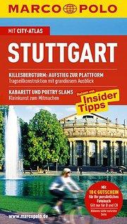 MARCO POLO Reiseführer Stuttgart: Killesbergturm: Aufstieg zur Plattform. Tragseilkonstruktion mit grandiosen Ausblick. Kabarett und Poetry Slams. Kleinkunst zum Mitmachen