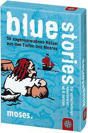 Moses Verlag 484 - Black Stories 'Blue Stories'