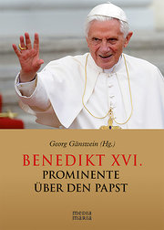 Benedikt XVI: Prominente über den Papst