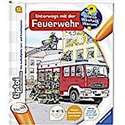 Lernbuch tiptoi WWW Feuerwehr ab 4 Jahre