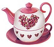 Tea for One - Set Rose