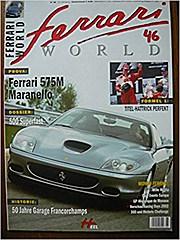 Ferrari World Nr.46 Deutsche Ausgabe - Hell Verlag