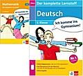 Paket Mathe und Deutsch. Ich komme ins Gymnasium! 3. Klasse. Der komplette Lernstoff.