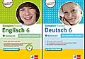 Englisch 6 u Deutsch 6 Komplett Trainer Gymnasium mit Online-Übungen